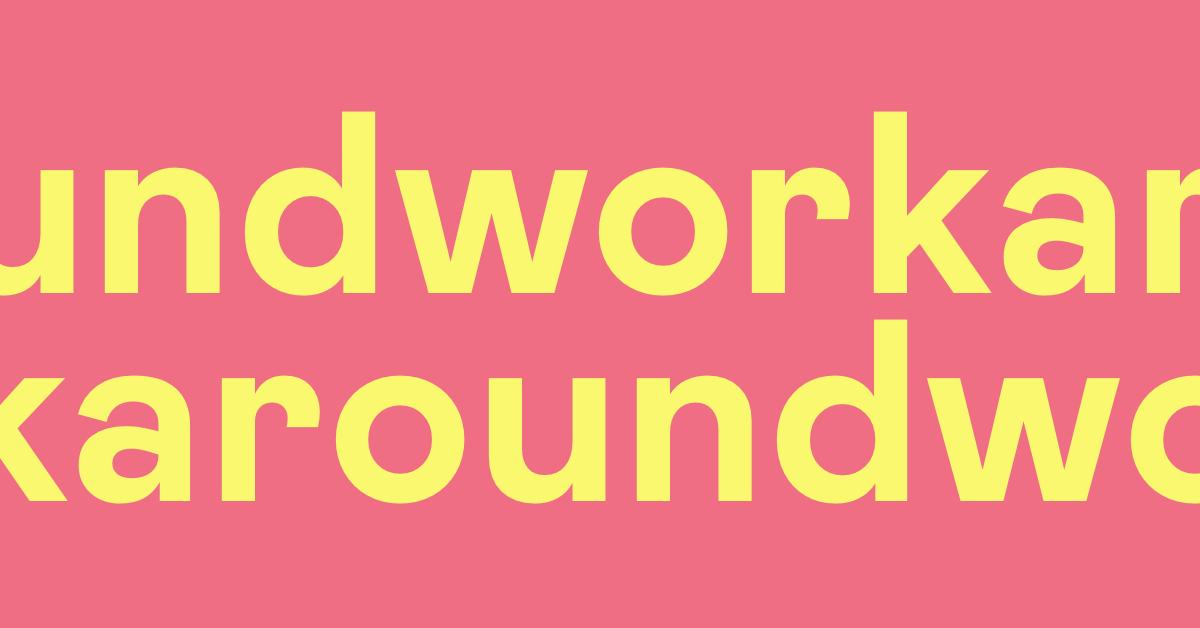 workaround-divider