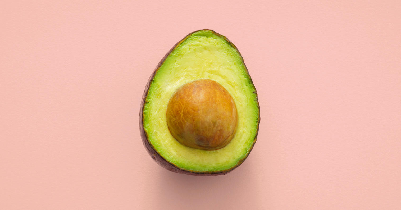 This is a supplementary avocado