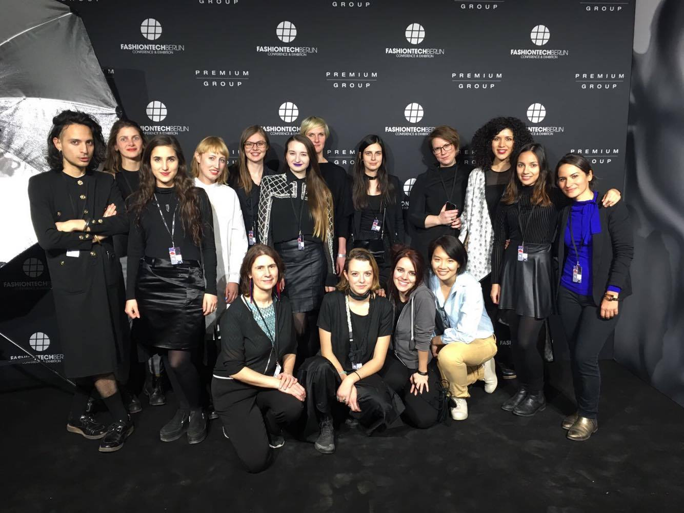 ElektroCouture-Team-at FashionTechBerlin 2017