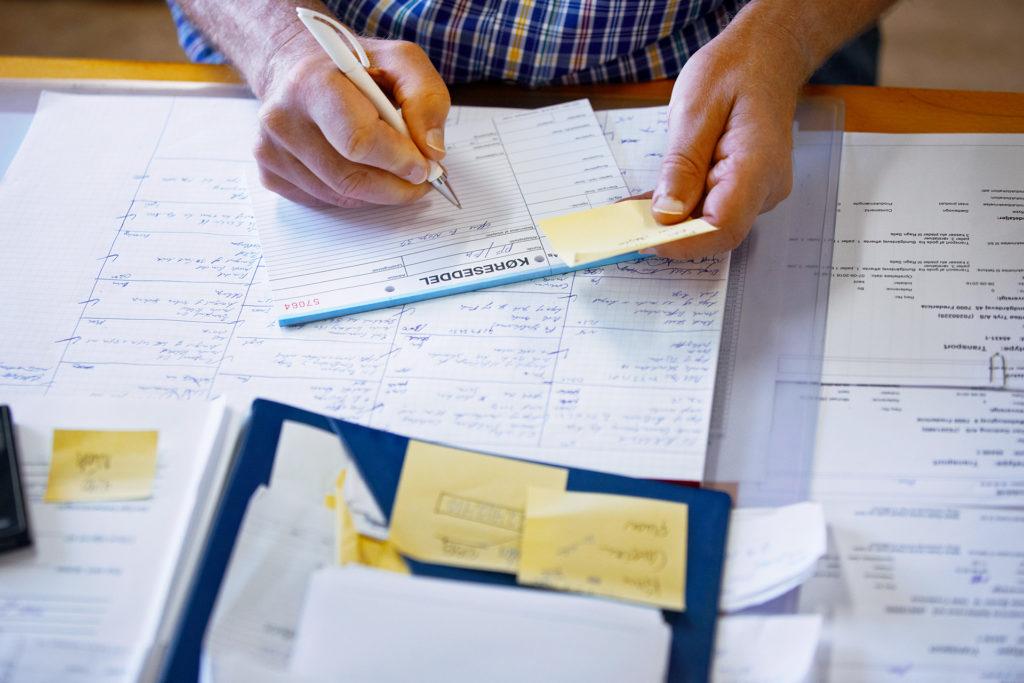 Freelancer Business Account Audit Finanzamt Hol