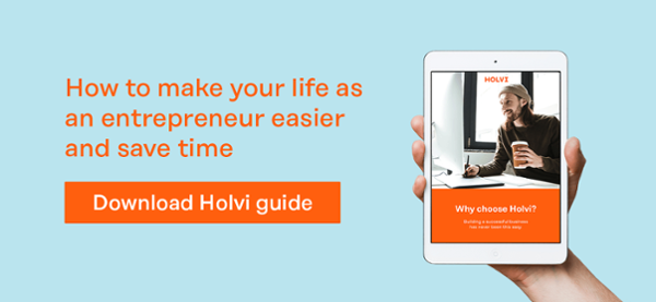 Why choose Holvi – Download guide