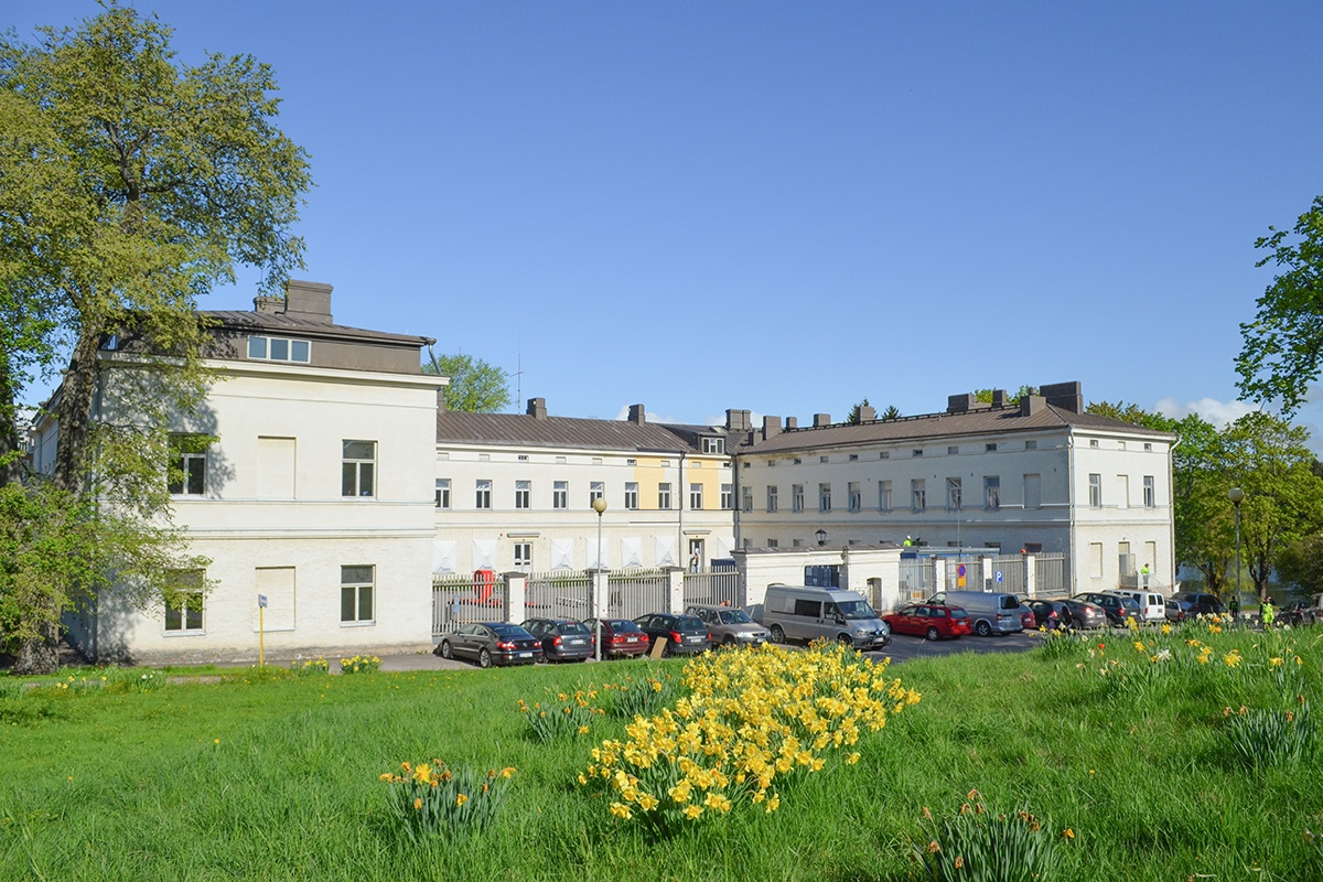 The First 175 Years of the Lapinlahti Hospital And Beyond
