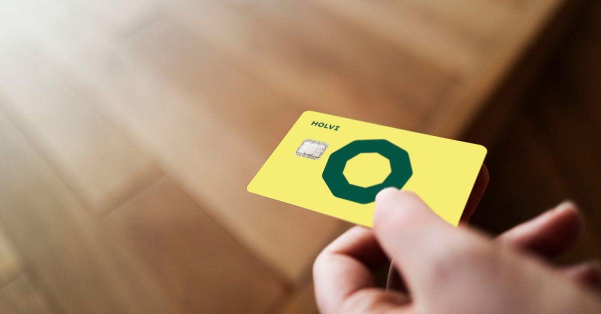 Holvi Business Mastercard® uudistuu